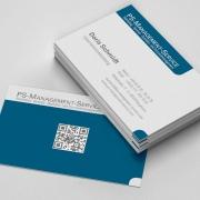 Visitenkarte Management-Service