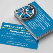 Visitenkarte KFZ-Betrieb