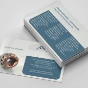 Visitenkarte Industrieunternehmen
