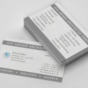 Visitenkarte Architektenbüro