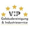 Logo VIP Gebäudereinigung und Industrieservice